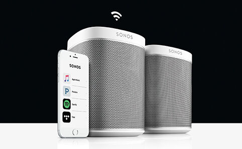 Sonos | Draadloze speakers en Home Sound Systems