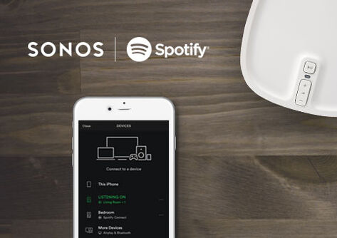 Play:1 — Mini but Mighty Home Speaker | Sonos
