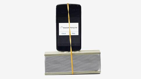 Les pires façons d'écouter de la musique no 09 : le « Recherche connexion désespérément » - Les haut-parleurs multi-pièces connectés par le biais de Bluetooth représentent un véritable casse-tête lorsque vous devez trouver l'appareil sur lequel vous voulez écouter votre musique. Procurez-vous un appareil Sonos et contrôlez tous vos haut-parleurs à partir de l'application Sonos.