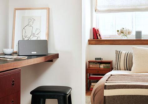 stereo shelf ideas the home sound system sonos