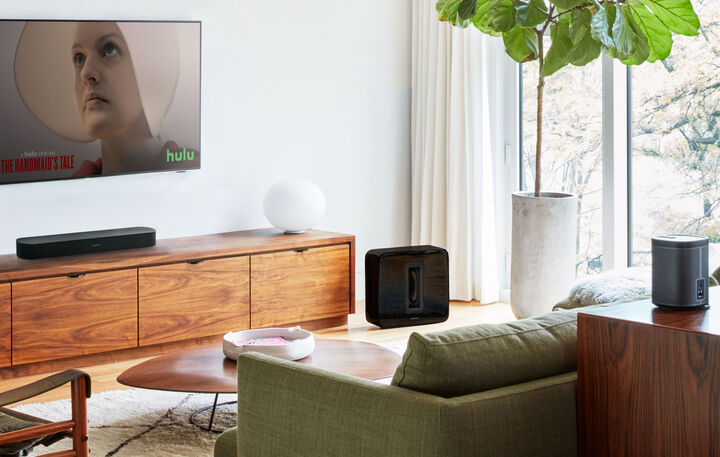 surrounds@2x Sonos annonce la nouvelle enceinte Beam et Alexa sur Sonos en France