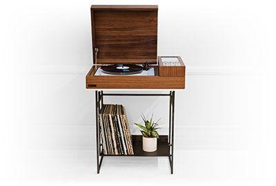 Consola para discos de vinilo Wrensilva Loft SE