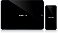 Sonos-app for mobilenheter