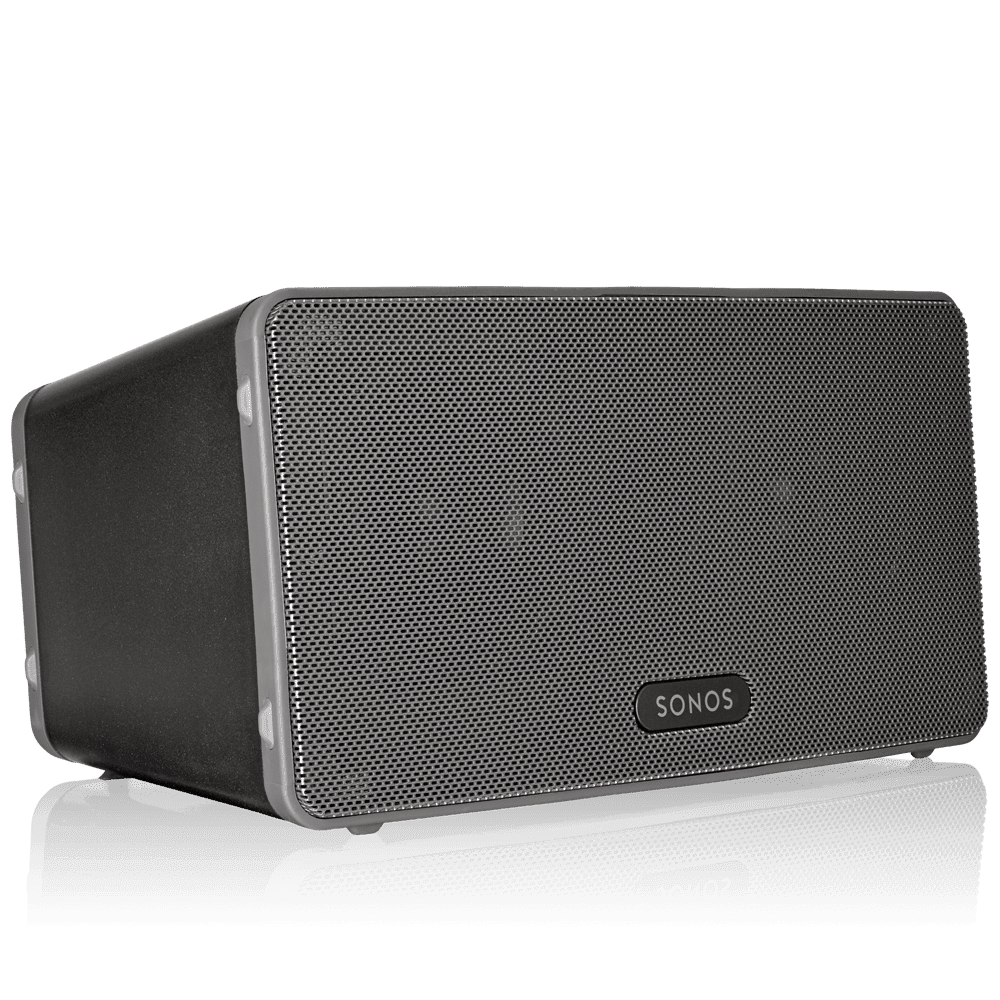PLAY:3 Mid-size Streaming Music Speaker - Black