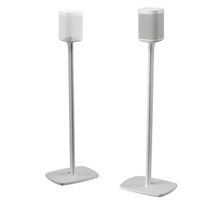 Pair of Flexson Floor Stands for One