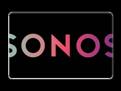 Sonos Gift Card