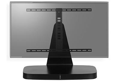 Sanus Swivel TV Base for PLAYBASE angle view