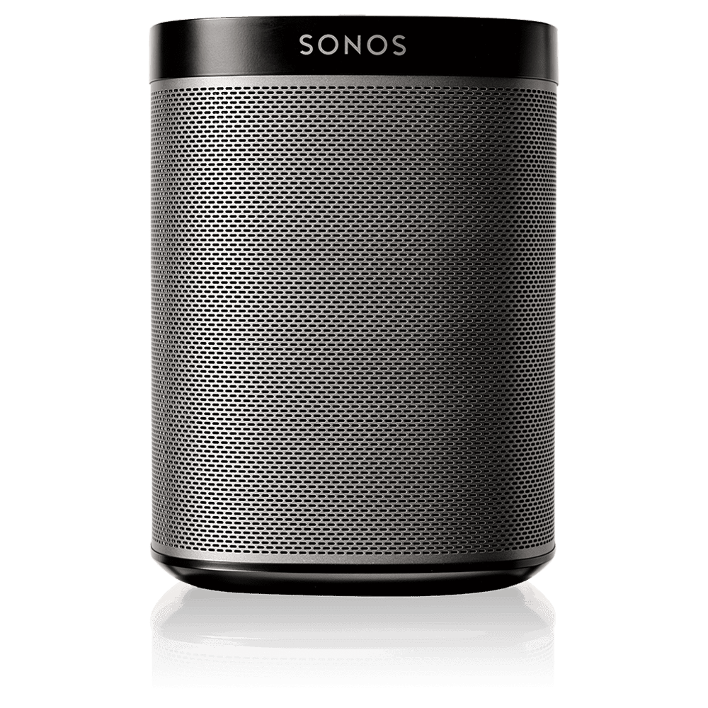 Sonos PLAY:1 Compact Home Speaker - Black