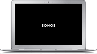 Sonos-app for Mac eller PC
