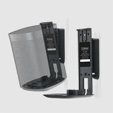 Pair of Flexson Wall Mounts for One