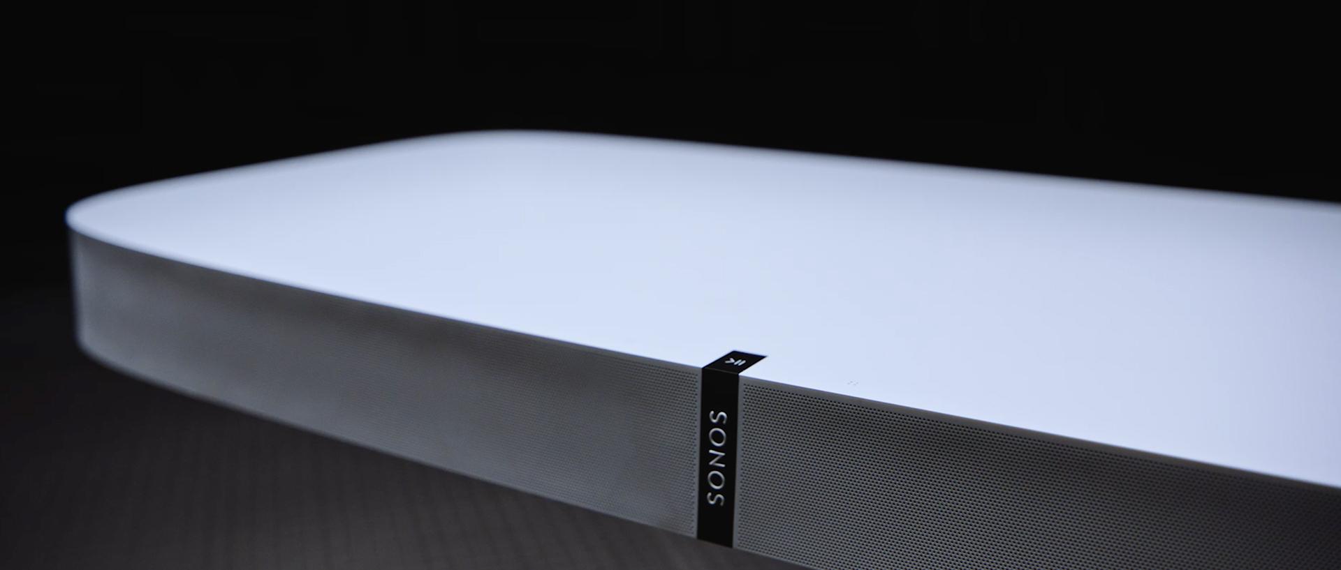 Playbase Base De Haut Parleurs Pour T L Viseur Sonos # Mesure Table Tv