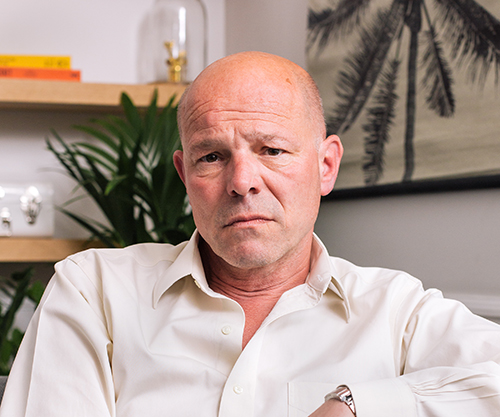 Simon Cellan Jones, award-winning Film Director