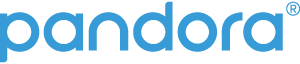 Pandora Music Service Logo