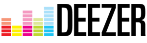Deezer Music Service Logo