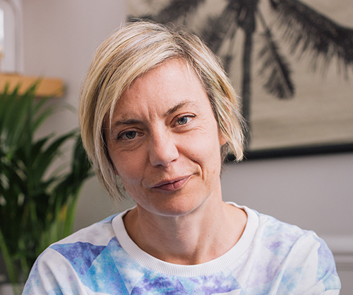 Miranda Sawyer - Writer, Broadcaster, Author