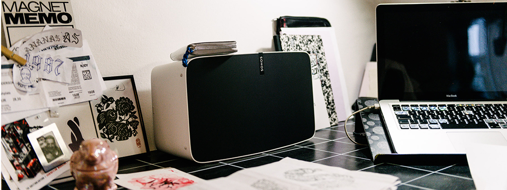 how to connect sonos to itunes library