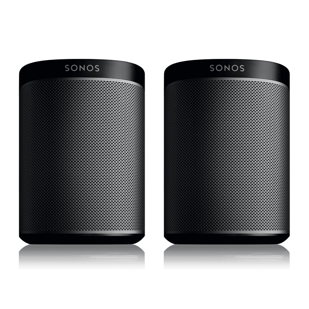 Two Room Set With Play 1 Sonos